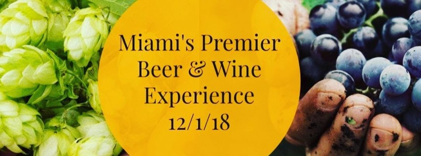Two World's Beer & Wine Experience