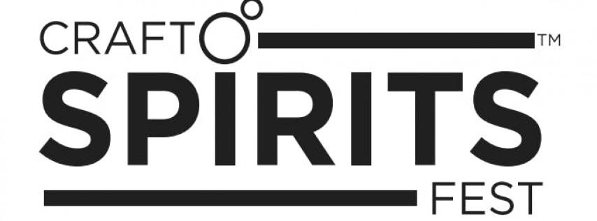 Craft Spirits Fest: Spirits & Cocktails 2018