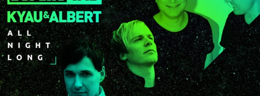 Super8 & Tab and Kyau & Albert ALL NIGHT LONG @ Treehouse Miami