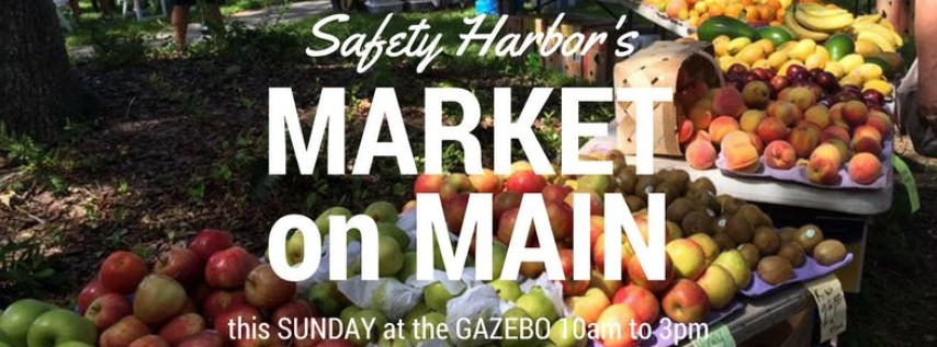 Safety Harbor's Market on Main