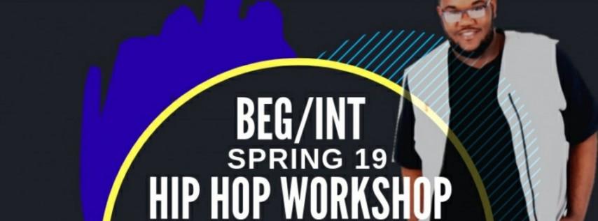 Spring 2019 Hip Hop Workshop