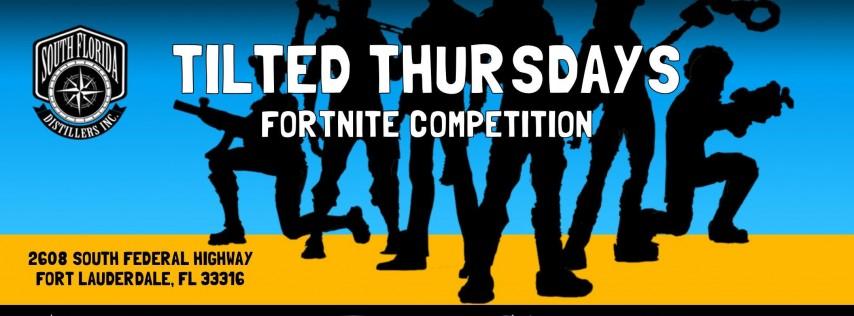 Tilted Thursdays: Fortnite Competition