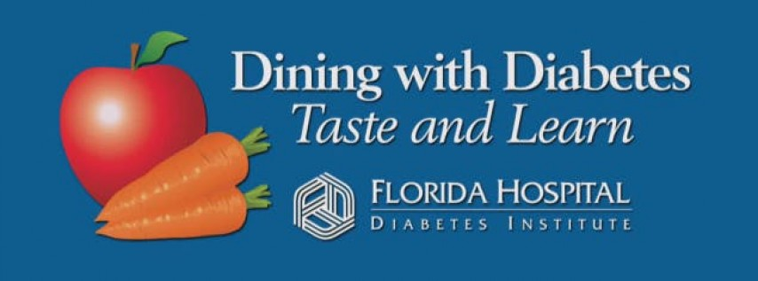 December 6, 2018 - Dining with Diabetes