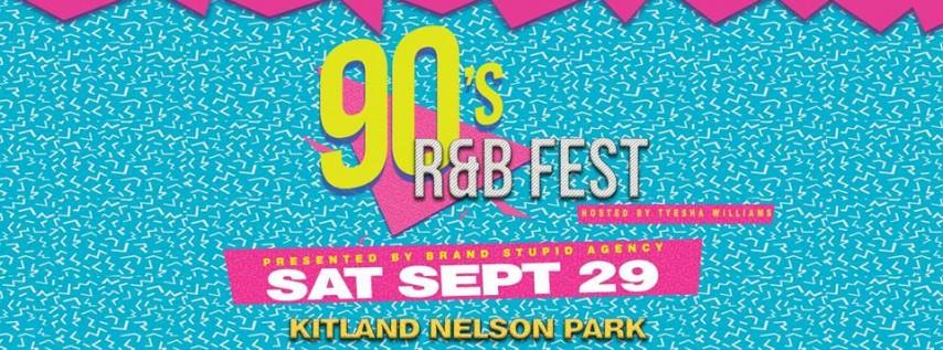 90's R&B Fest