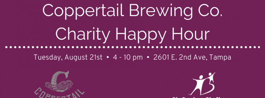Helping with Hops Happy Hour for BBBS