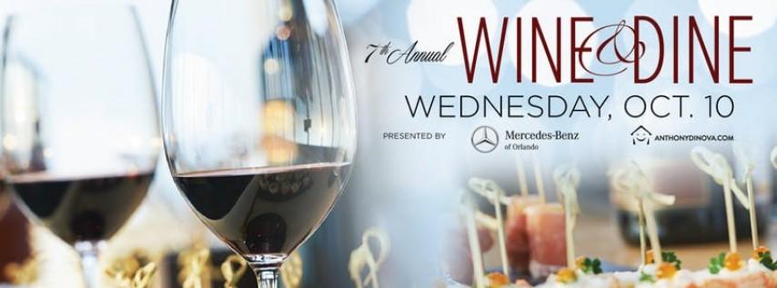 7th Annual Winter Park Wine & Dine