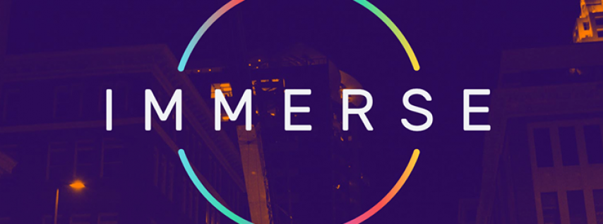 Creative City Project's Immerse 2018