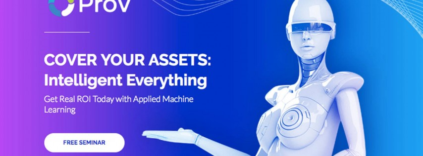 Cover Your Assets: Intelligent Everything Tech Event