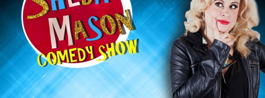 Sheba Mason Comedy Show: Album Recording Edition!