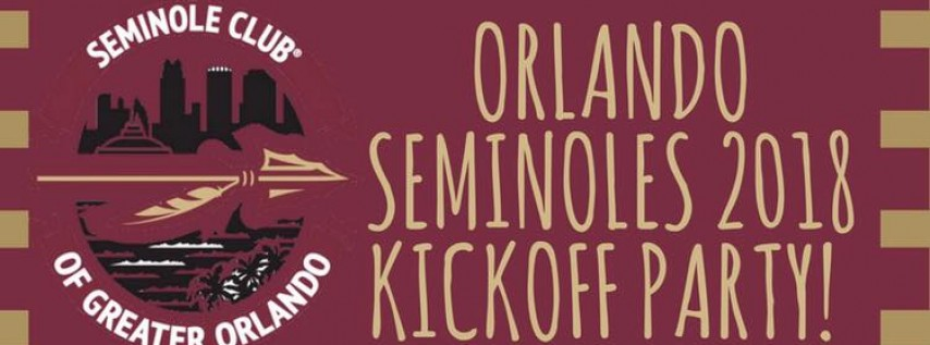 4th Annual Oyster Roast and FSU Football Kick Off Party at Ember