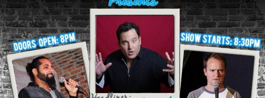Comedy Basement presents Dougie Almeida on Saturday, August 25th!