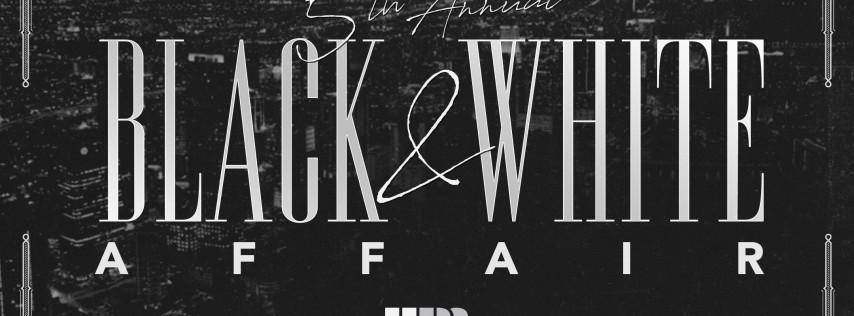 Black & White Affair 2018!