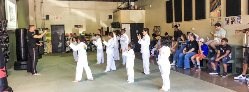 ABC's of Success Beginner Kids Karate Workshop (Ages 8 - 12)