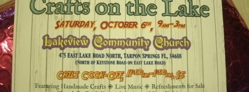 7th Annual Crafts On The Lake Arts & Crafts Show