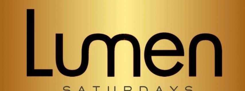 SATURDAY NIGHT @The LUMEN and CRIMSON Lounge (5020 KIRBY DR.)