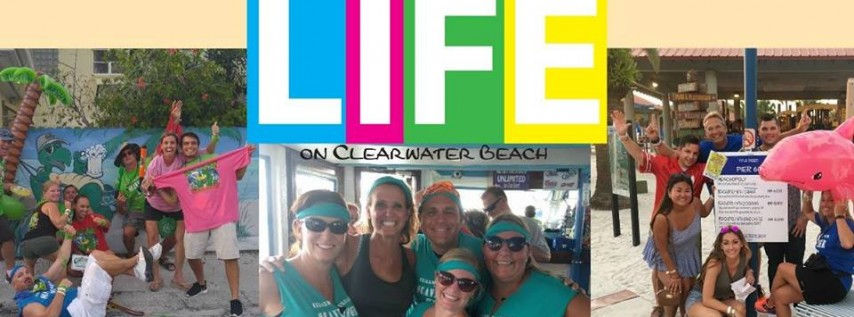 Clearwater Beach Scavenger Hunt