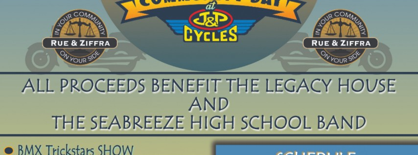 JP CYCLES COMMUNITY DAY EVENT FREE