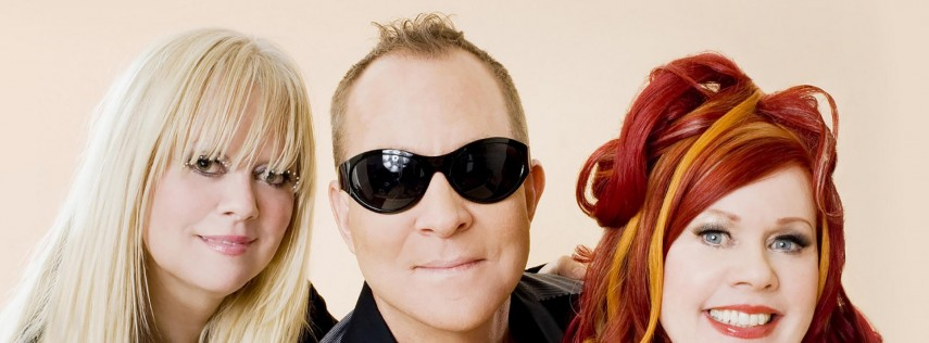 The B-52s with The Sh-Booms