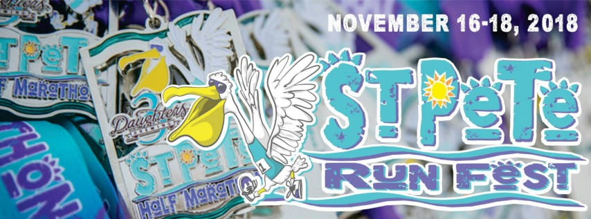 St. Pete Run Fest 2018