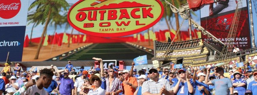 2019 Outback Bowl
