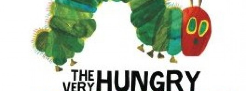 The Very Hungry Caterpillar & Other Eric Carle Favs: Family Fun Series in Miami