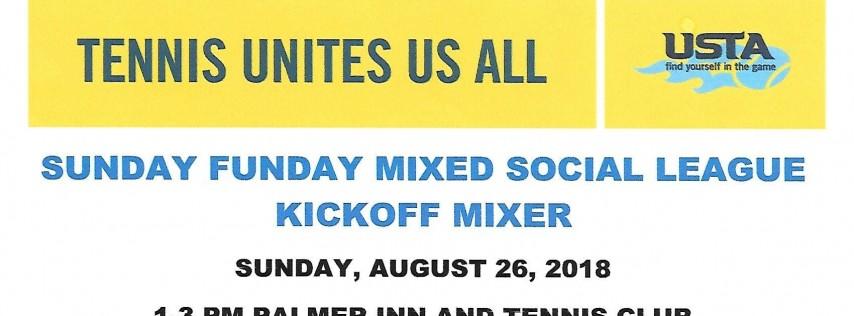 Sunday FUNday Mixer