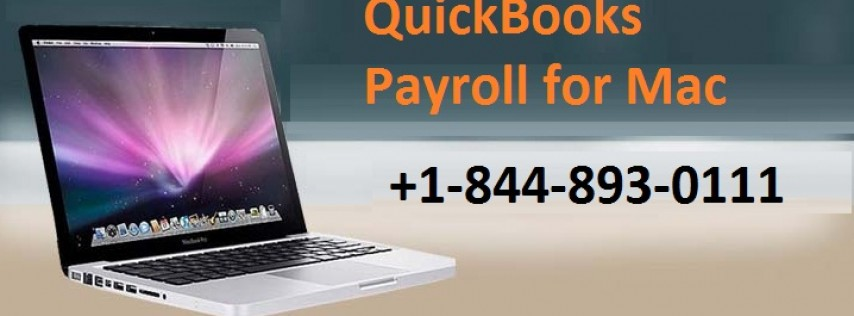 Official 1844-893-0111 Quickbooks payroll for mac