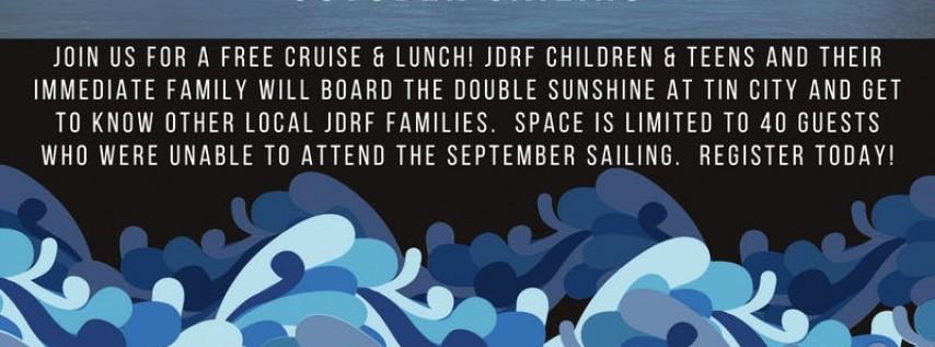 JDRF Family Cruise- October Sailing