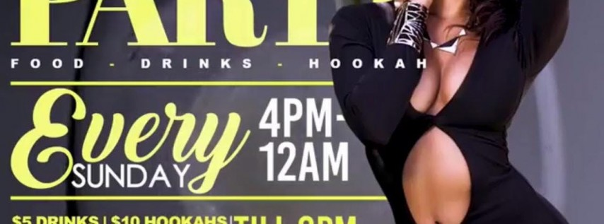 THE BEST DAY PARTY IN THE CITY: HORA AT ARIF LOUNGE