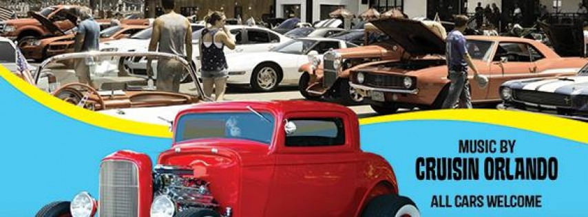 Annual Summer Burnout Car Show At Ace Cafe Orlando FL Sep - Car show orlando classic weekend