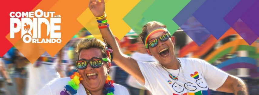 Come Out With Pride 2018