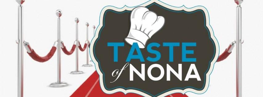 6th Annual Taste of Nona