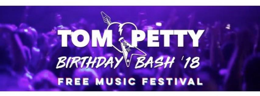 Tom Petty Birthday Bash