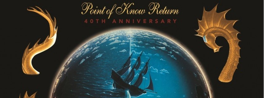 Kansas: Point of Know Return 40th Anniversary Tour