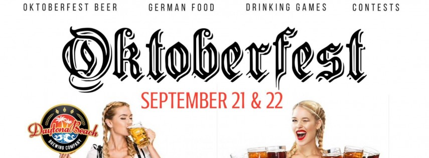 Oktoberfest at Daytona Beach Brewing Company