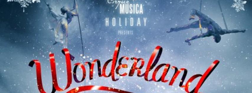Cirque Musica Holiday