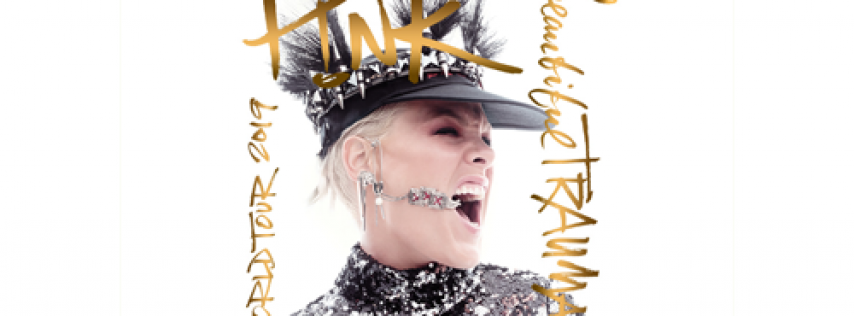 Watch: P!nk announces 2019 tour of North America - AXS