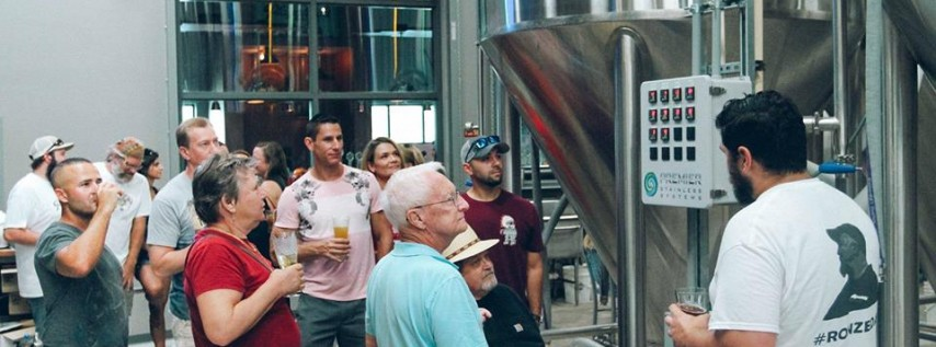 Sunday Brewery Tours at Playalinda Brewing - Brix Project