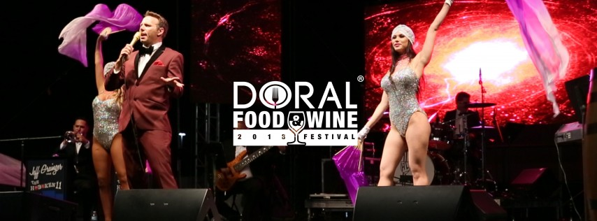 Doral Food and Wine Festival 2018