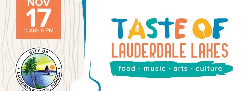 Taste of Lauderdale Lakes: Food, Music, Arts & Culture Festival