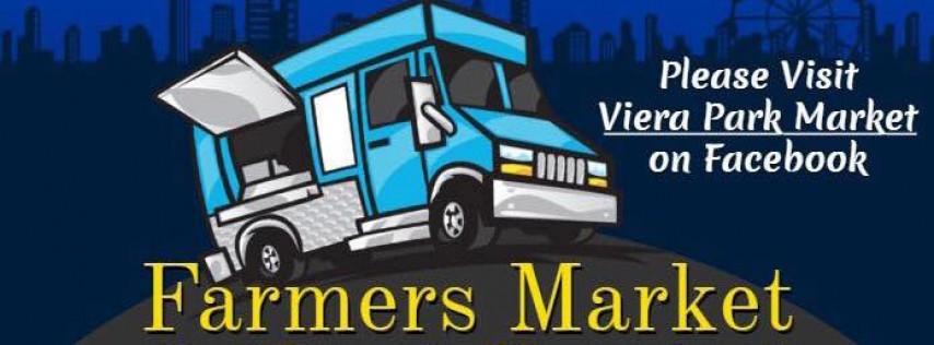 Viera Park Market & Food Truck Event