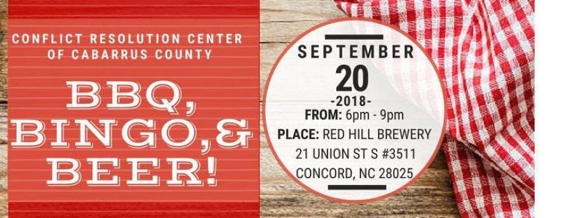 BBQ, Bingo, & Beer 2018!