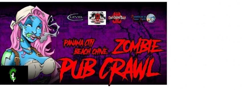 3rd Annual Zombie Pub Crawl