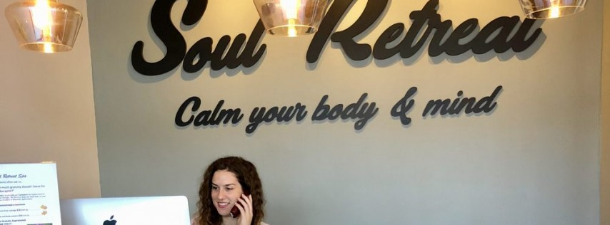 Soul Retreat Spa Grand Opening Special $10.00 off