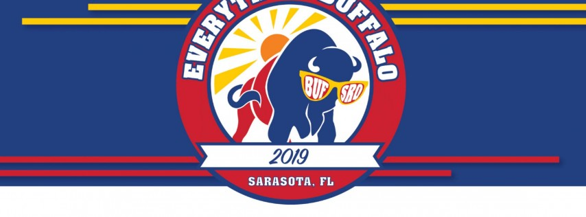 3rd Annual Everything Buffalo Party, Sarasota, FL