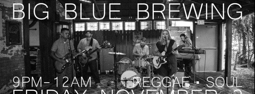 The Freecoasters at Big Blue Brewing in Cape Coral