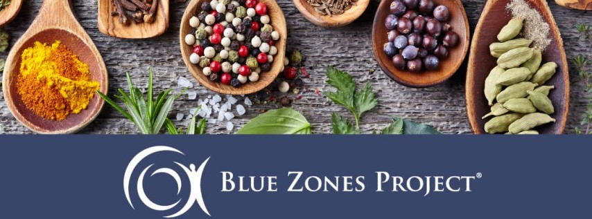 Blue Zones Project Open House