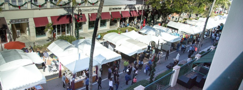23rd Annual Naples New Year's Art Show
