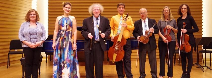 Bay Baroque Ensemble - USF Faculty/Guest Artist Recital