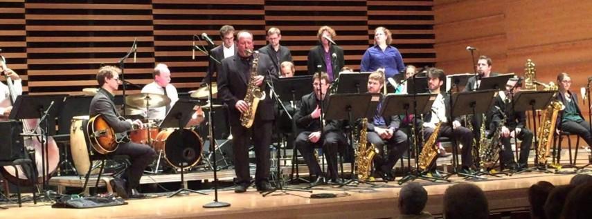 USF Jazz Ensembles 1 & 2